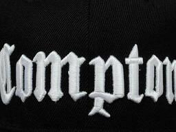Снепбек черный мужской Compton