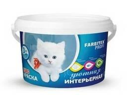 Снижение цен!!!Краска ТМ Farbitex для окон и дверей белая