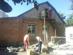 Снос зданий. Демонтажные работы, Винница.