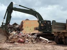 Снос зданий и сооружений Демонтаж дома квартир Вывоз мусора