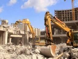 Снос зданий Одесса и область