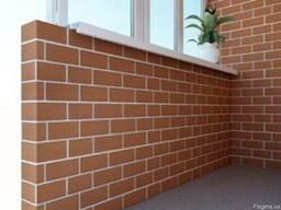 Снятие ограждения и плиты балкона
