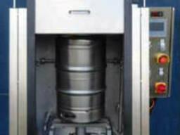 SO-100NT Оборудование для мойки кегов, бочек и бутылок