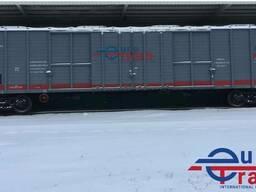 Собственник крытых вагонов 150-161м3, модель 11-7038/11-4150