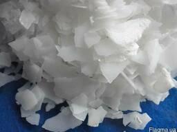 Сода каустическая чешуя, едкий натр, гидроксид натрия