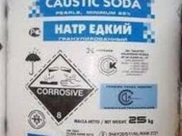 Сода каустическая гранула (Россия)