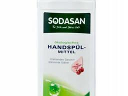 Sodasan Органический Жидкий Лосьон-концентрат Гранат для мытья посуды 1л 4019886022576