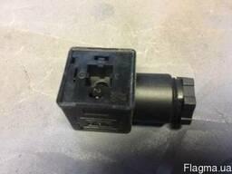 Соединитель СЭ11-19 DIN 43650 штепсель штекер разъём распред