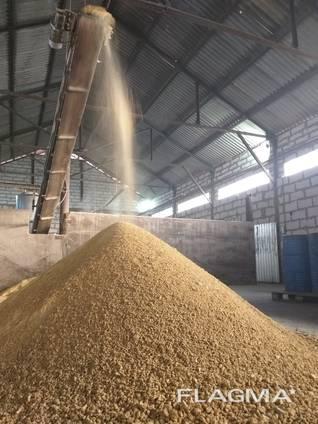 Соевый Шрот (в мешках) корм для свиней, доставка НП, Интайм