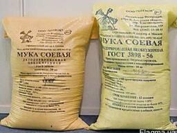 Соевая мука для весенней подкормки пчел, Запорожская обл.