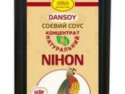"""Соевый соус """"DanSoy"""" Nihon (ДанСой Нихон) 1л. , ПЭТ"""