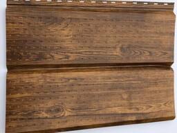 Софит металлический - подшивочный сайдинг, карнизная по