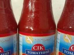 Сок томатный 1л.