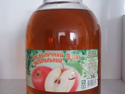 Сок Яблочный 3л. СКО