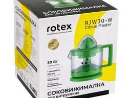 Соковитискач для цитрусових ROTEX RJW30-W Citrus Master