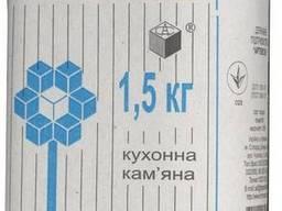 Соль кухонная в пачках 1, 5 кг