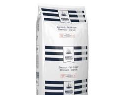 Соль морская пищевая Marsel (мелкая фракция 0, 2-0, 8 мм)