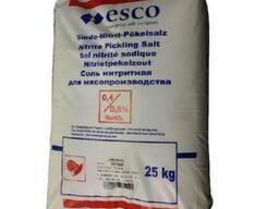 Соль Нитратная. Сіль нітритна харчова виробництво-Німеччина