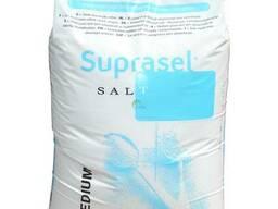 Соль пищевая Suprasel Medium, Экстра, Дания