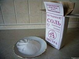 Соль техническая, 50кг