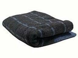 Солдатское шерстяное одеяло