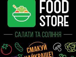 Соления, салаты по-корейски TM FOOD STORE