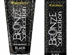 Soleo Satisfaction Black Bronzer Интенсивный бронзатор с ухаживающими маслами 15 ml