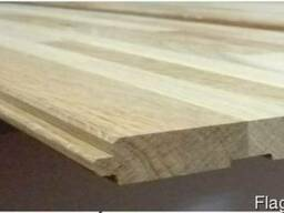 Solid - Flooring board - Oak or Ash (Ukraine)