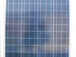 Солнечная батарея (фотомодуль) 60Вт поли PLM-60P