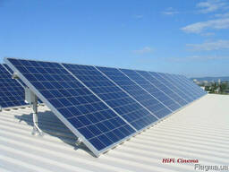 Солнечная электростанция 30 кВт зеленый тариф