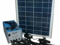 Solar Home System GDLite GD-8018, Домашняя система от солнеч