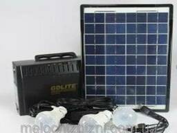 Солнечная система для дома Solar Panel GDLite GD-8012
