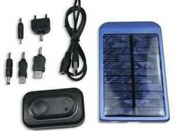 Солнечная зарядка для Айфон solar charger 2600mah