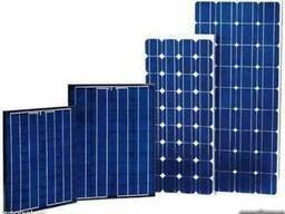 Солнечные батареи (солнечные панели)