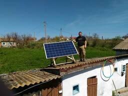 Солнечные домашние електростанции (Солнечные панели)