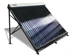Солнечные электростанции (фотоэлектрические), отопление