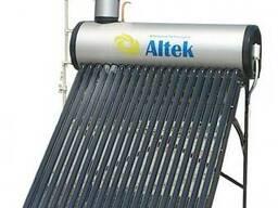 Солнечные водонагреватели, гелиосистемы