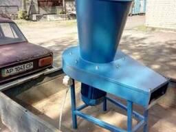 Соломорезка, дробилка на 7. 5 кВт до 1000 кг. час
