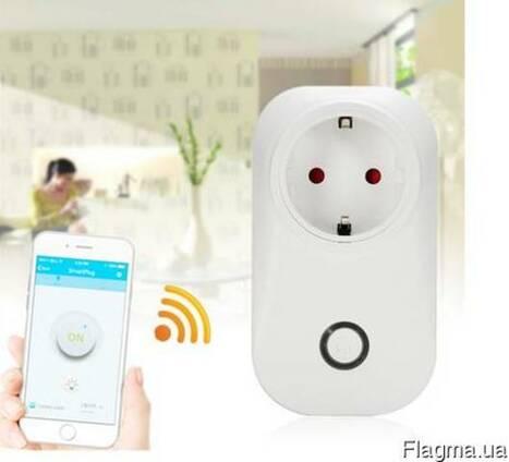 Sonoff S20 дистанционная умная Wi-Fi розетка c таймером