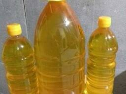 Соняшникова нерафінована олія