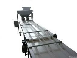 Сортировочно-переборочные транспортёры для грецкого ореха