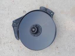 Сошник СЗ Н 105. 03. 000-05 обычный (сталь 65Г) запчасти СЗ
