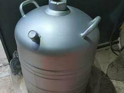 Сосуд Дьюара криобиологический Х-34БМ для жидкого азота