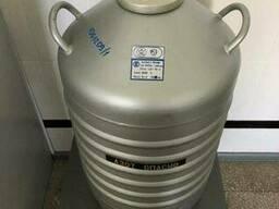 Сосуд Дьюара СДС-30 для хранения жидкого азота