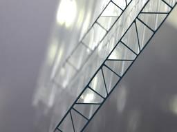 Сотовый поликарбонат Carboglass, прозрачный