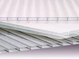 Сотовый поликарбонат для теплиц от 4 до 6 мм