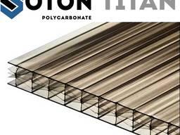 Сотовый поликарбонат SOTON TITAN
