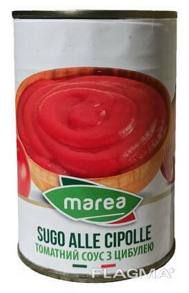 Соус томатный с луком La Contadina Marea Италия 400г