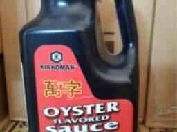 Соус устричный Киккоман 2, 27 кг