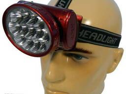 """Современный налобный светодиодный фонарь """"Lantern"""" YJ-1898,"""
